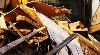 解体材、ベニヤ、廃パレット、製材廃木片、廃梱包材